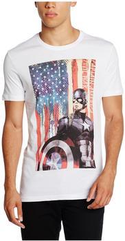 Bioworld Captain America T-Shirt S