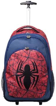 Flashpoint Spiderman Trolly Rucksack Ultimate Logo