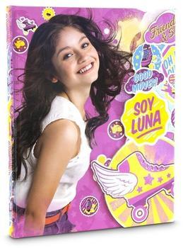 GIOCHI PREZIOSI Disney Soy Luna Tagebuch
