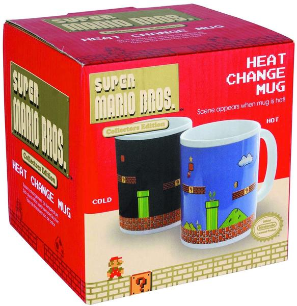 Paladone Super Mario Thermoeffekt Becher 300ml