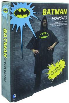 Paladone DC Comics Batman Poncho