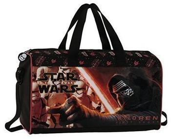Star Wars Sporttasche Reisetasche 42 cm schwarz