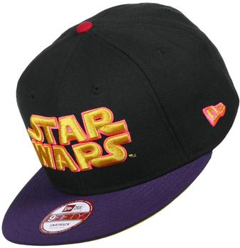 New Era Snapback Cap Star Wars 9Fifty schwarz, Grösse S/M