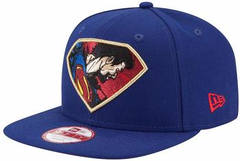 New Era Retroflect Superman Small Medium Snapback Cap 9fifty Special Edition