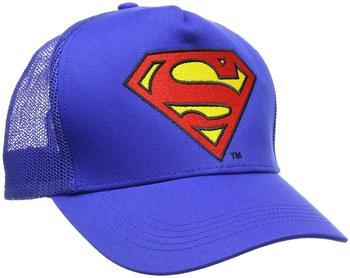 Logoshirt Käppi Superman – Logo blau