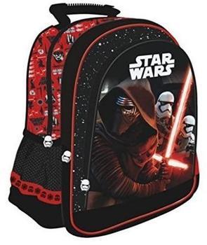 Star Wars Rucksack Schulrucksack schwarz