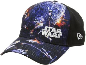 New Era Adjustable Trucker Cap - Star Wars Graphic
