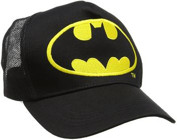 Logoshirt Käppi Batman – Logo schwarz