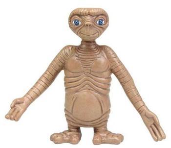 NECA E.T. Der Außerirdische Biegefigur E.T. 8 cm