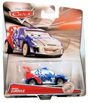 Mattel Cars Silber Raoul