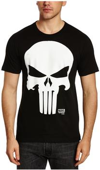 Logoshirt Herrenshirt Punisher - Marvel schwarz XL