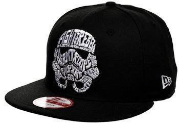 NEW ERA Storm Trooper Word Snapback Cap Special Limited Edition Star Wars