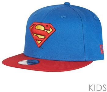 New Era Kinder Snapback Cap Hero Essential Superman