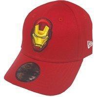 New Era Marvel Iron Man Hero Essential 9forty Strapback Cap Toddler Kleinkind