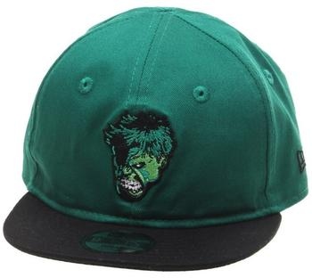 NEW ERA 9fifty Essential Hero Hulk Cap Kinder grün