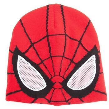 Bioworld Spiderman Mütze mit Netzaugen