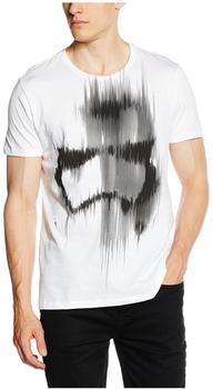 Star Wars T-Shirt -2XL- Faded Stormtrooper, weiss