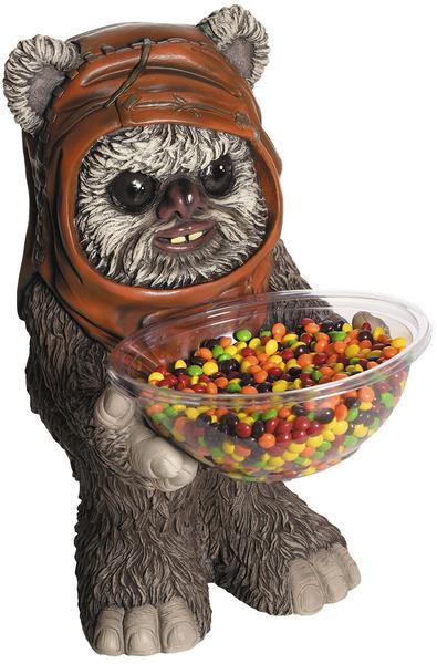 Rubies Star Wars Ewok Candy Bowl Holder