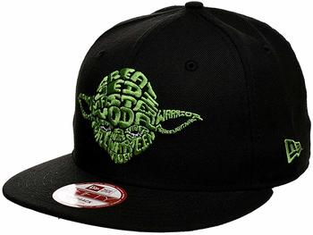 New Era Yoda Word Snapback Cap 9fifty Special Limited Edition Star Wars