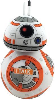 Star Wars - - Plüschfigur mit Sound, Disney BB8, ca. 20 cm