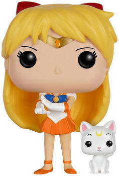 Funko Pop! Anime: Sailor Moon - Venus with Artemis