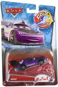 Mattel Disney Cars Farb-Wechsler Auto-Boost