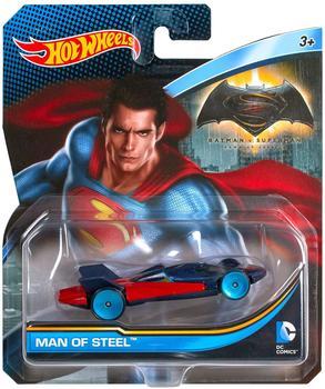 Mattel Hot Wheels DCU Man of Steel