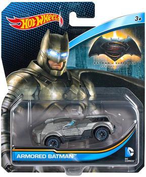 Mattel Hot Wheels Batman v Superman Armored Batman
