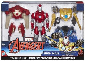 Hasbro Avengers Titan Hero Iron Man Power-Up (B9961)