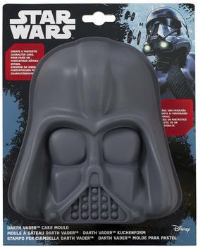 Star Wars Darth Vader Silikonbackform schwarz