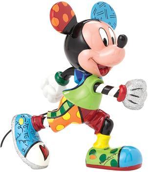 Enesco Romero Britto Mickey Mouse Track and Field