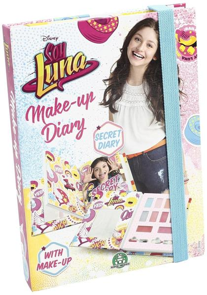 Giochi Preziosi Soy Luna Make-up Tagebuch