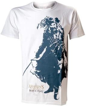 Bioworld Assassins Creed 4 T-Shirt -M- Black Beard