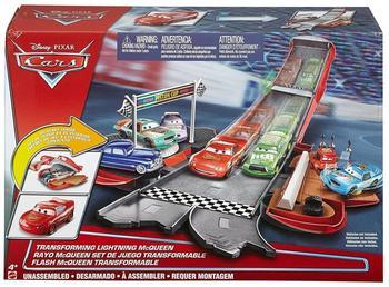 Mattel Disney Cars Verwandlungsspaß Lightning McQueen