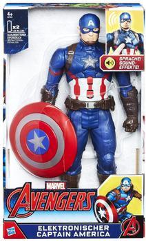 Hasbro Avengers Elektronischer Titan Hero Captain America (C2163)