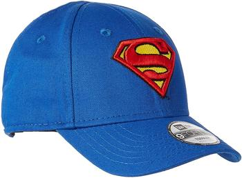 New Era DC Comics Superman Hero Essential 9Forty Strapback Cap Youth Jugendliche