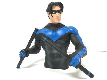 Monogram DC Comics Nightwing Bust Bank (Spardose)