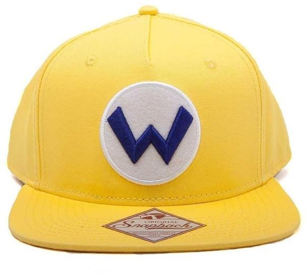 Flashpoint Nintendo Wario Logo Snapback Cap