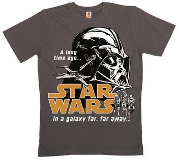 LOGOSHIRT T-Shirt Krieg der Sterne - Darth Vader
