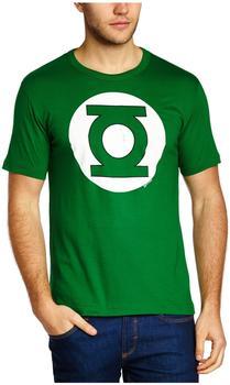 LOGOSHIRT T-Shirt Green Lantern Logo - DC - My Power grün XL