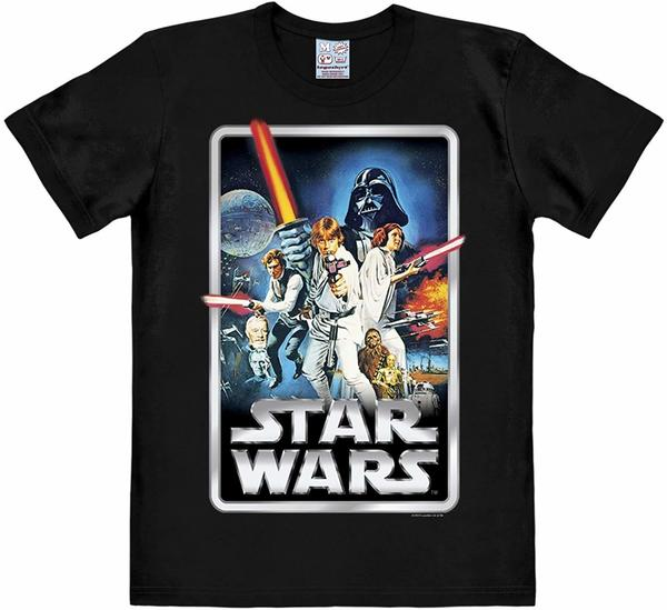 LOGOSHIRT T-Shirt Krieg der Sterne