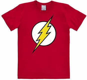 "LOGOSHIRT Der Rote Blitz"" T-Shirt print red Größe XXXL"