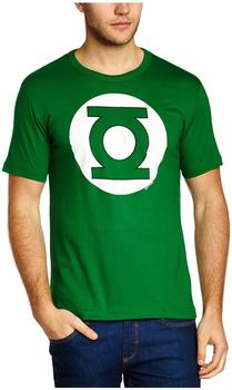 LOGOSHIRT T-Shirt »Green Lantern Logo - DC - My Power«