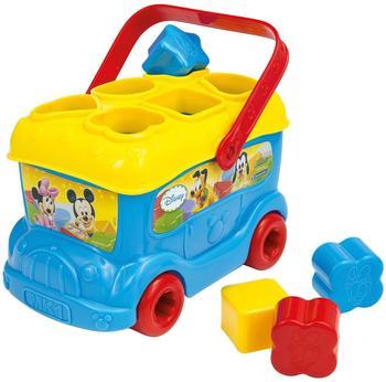 Clementoni Formenbox Bus Mickey