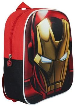Cerdá Iron Man 3D Backpack (BTS15 AV3)