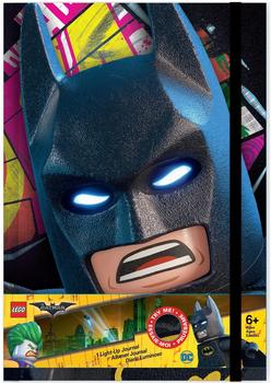 Lego Batman Movie mit Leuchtaugen