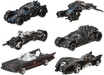 Mattel Batman Die-Cast,