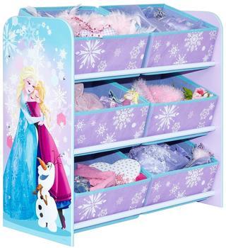 Worlds Apart Disney Frozen Toy Organizer Kids Storage Eiskönigin (471FRN)