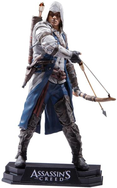 McFarlane Toys Assassins Creed III Connor 17cm Color Tops