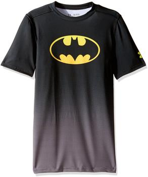 Under Armour Under Armour HeatGear DC Comics Batman Trainingsshirt Kinder